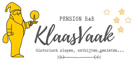 Pension B&B KlaasVaak Zierikzee historisch slapen ontbijten genieten