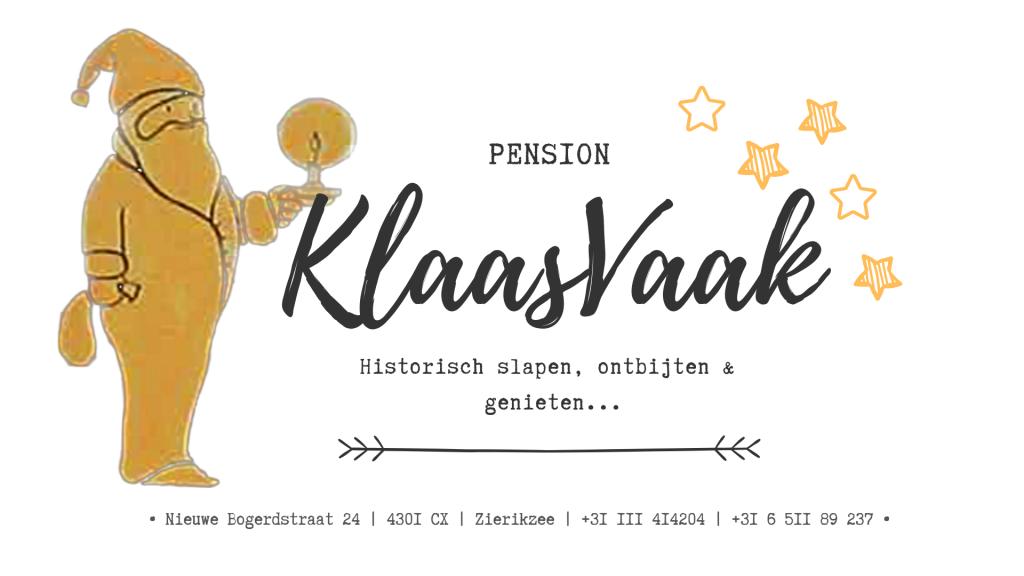 Route & Free Parking Pension b & b KlaasVaak